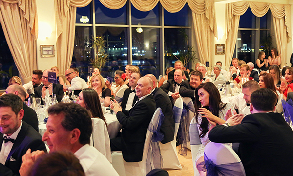 WINDOW INDUSTRY ELITE ATTEND THE INAUGURAL ASCOT SUMMER BALL
