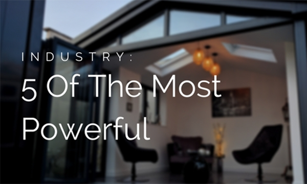 The 5 Most Powerful People And Brands In The Window Industry