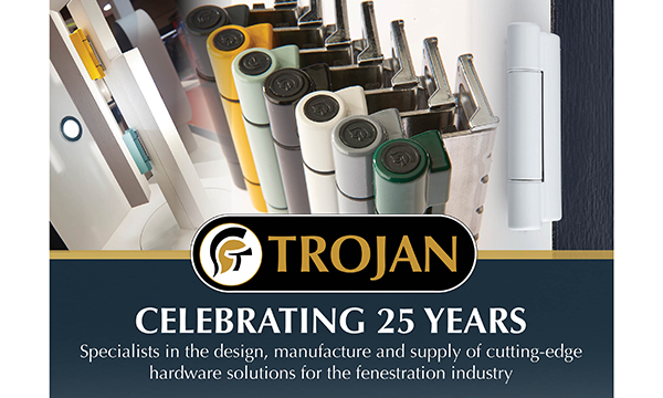 TROJAN GROUP CELEBRATES 25 YEARS IN THE BUSINESS