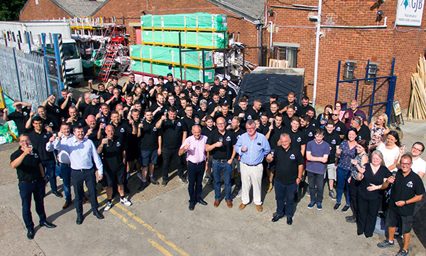 ROY FROST ACQUIRES ESSEX BASED FABRICATOR GJB