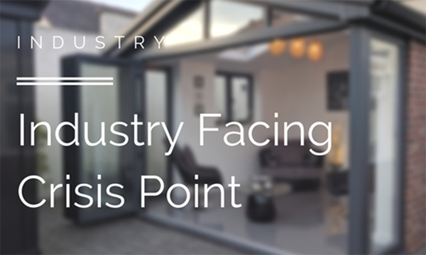 The Glazing Industry Is Approaching A Very Serious Crisis Point