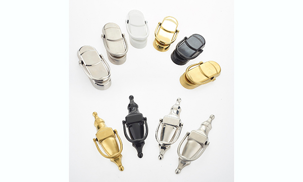 TROJAN'S STAINLESS STEEL DOOR KNOCKERS PROVING POPULAR CHOICE
