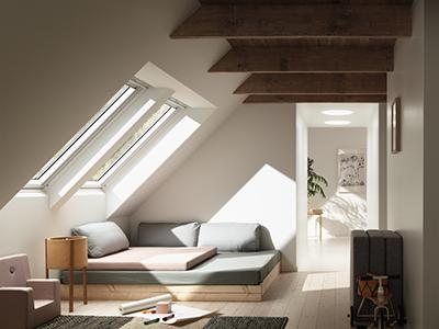 bigger rewards with velux this autumn glass news. Black Bedroom Furniture Sets. Home Design Ideas