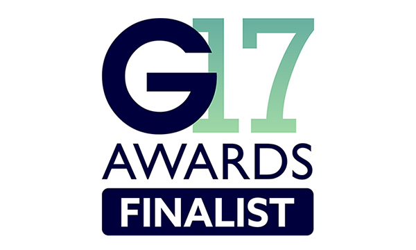 DW3 PRODUCTS GROUP SHORTLISTED FOR FIVE G17 AWARDS