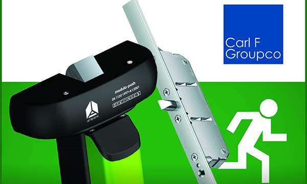 CARL F GROUPCO'S EMERGENCY HARDWARE  SUPPORTS SAFETY STANDARDS