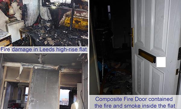 FIRE DOORS IN ACTION