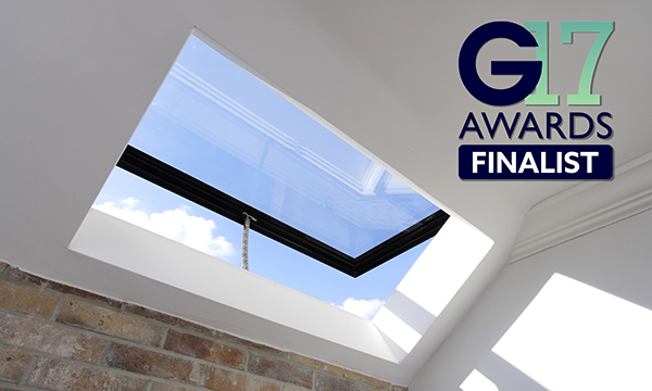 ROOF LIGHT REVOLUTIONARIES RECOGNISED WITH FABRICATOR OF THE YEAR NOMINATION