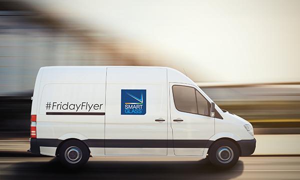 SMARTGLASS ANNOUNCE #FRIDAYFLYER INITIATIVE
