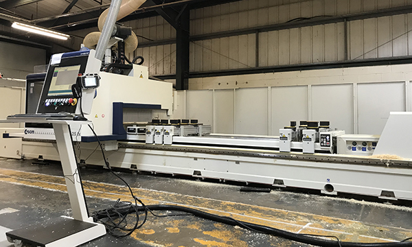 200K MACHINERY INVESTMENT AT ALLAN BROTHERS DELIVERS CONSISTENT QUALITY AND FASTER LEADTIMES