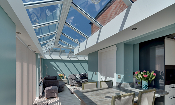 Eurocell's Lusso adds zest to conservatory styles