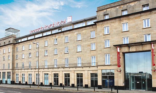 A ROYAL FINISH FOR NEW LEONARDO HOTEL IN EDINBURGH