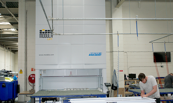 FAST-GROWING FABRICATOR INVESTS IN UK 'INDUSTRY FIRST'