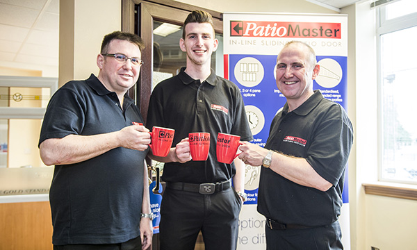 PATIOMASTER SCOTLAND OPENS ITS DOORS FOR BUSINESS