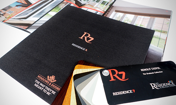 NEW BROCHURE AND MARKETING SUITE FOR R7