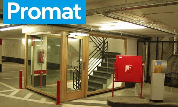 PROMAT UK PUTS ASSURED PROTECTION AT CORE OF FIRE DOOR DESIGN AND BUILD
