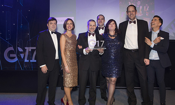 MILA WINS COMPONENT SUPPLIER OF THE YEAR AT THE G-17S
