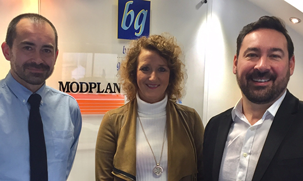 NEW APPOINTMENTS AT MODPLAN