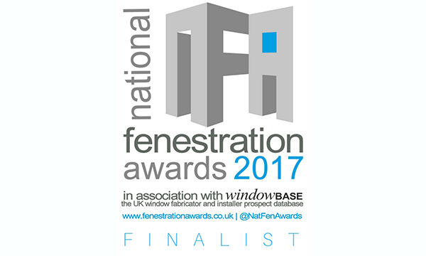 VOTE FOR BRISANT SECURE IN NATIONAL FENESTRATION AWARDS