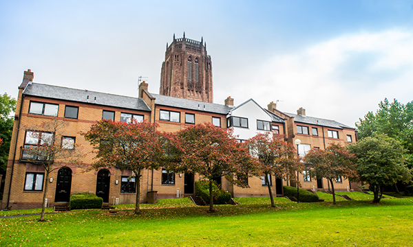 VISTA AND SPEKTAGLAZE TRANSFORM LIVERPOOL STUDENT ACCOMMODATION IN THE GROUNDS OF ICONIC CATHEDRAL