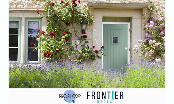 PROFILE 22 INTRODUCES ITS FRONTIER RANGE OF COMPOSITE DOORS