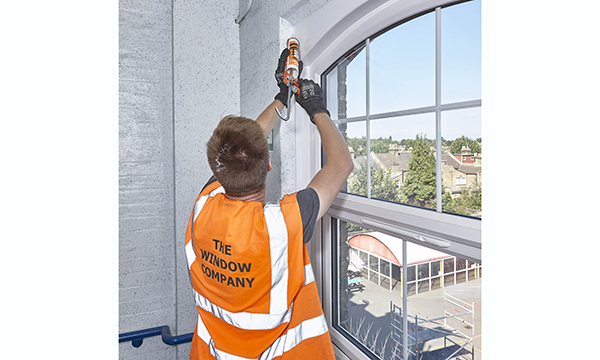 THE WINDOW COMPANY (CONTRACTS) SHOWS THE BENEFITS OF NOT CUTTING CORNERS