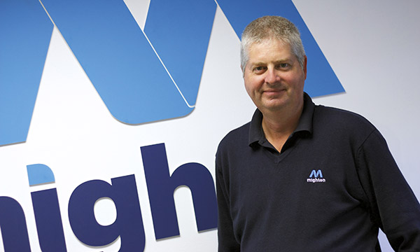 MIGHTON APPOINTS DAVID LAMBERT
