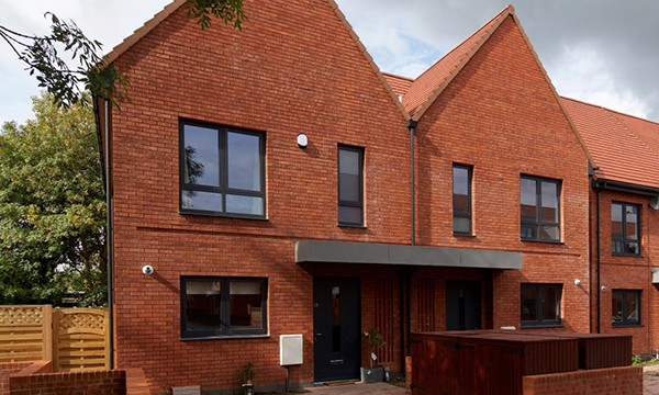 EUROCELL'S MODUS SYSTEM AIDS GOTHIC REVIVAL