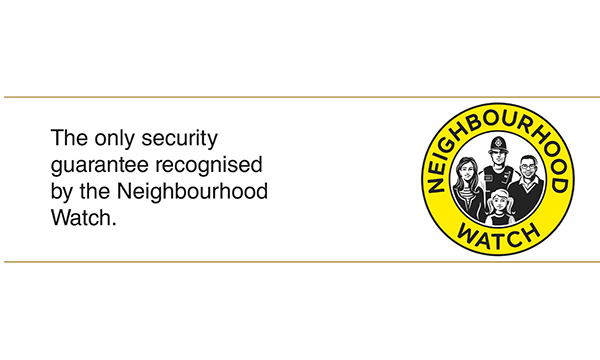ERA'S TOTAL SECURITY GUARANTEE PROVIDES COMPLETE CONFIDENCE FOR CUSTOMERS