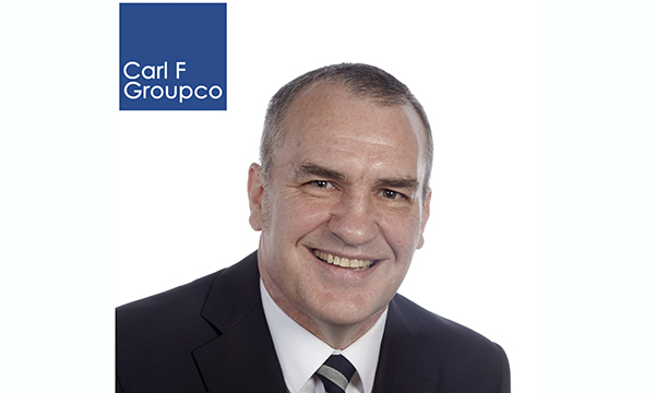 CARL F GROUPCO APPOINTS  NEW NATIONAL SALES MANAGER