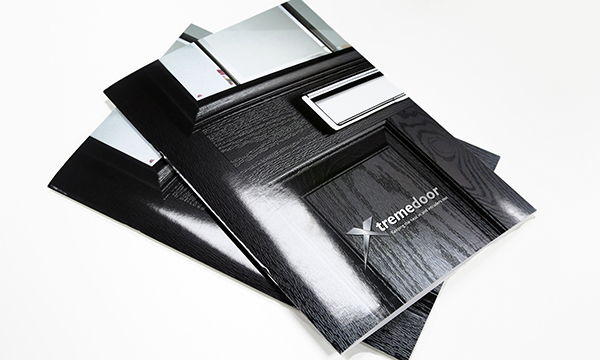 VISTA GIVES THE XTREMEDOOR BROCHURE A MAKE OVER