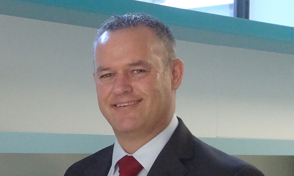 GGF APPOINTS SHAUN McALLISTER AS NEW MANAGING DIRECTOR