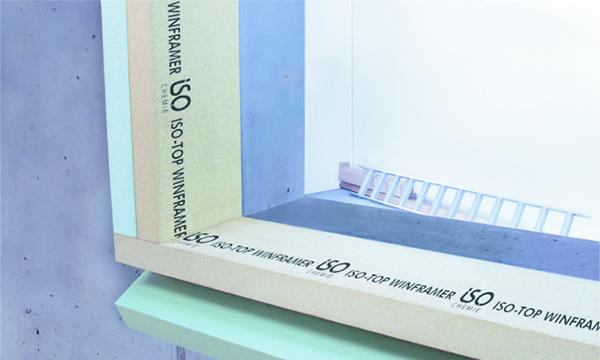 ISO-CHEMIE SHOWCASES PASSIVHAUS SEALANTS AT ECOBUILD