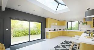 Stratus grey interior with WarmCore patio
