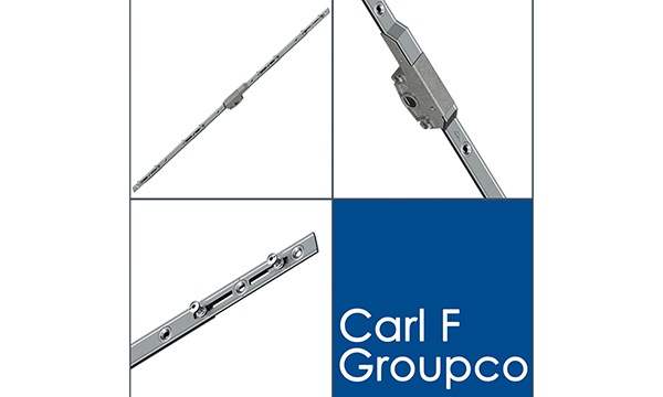 ROTO ESPAG EXPANDS  CARL F GROUPCO'S RANGE
