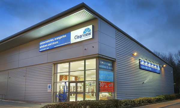 RECORD START FOR CONSERVATORY OUTLET GROUP