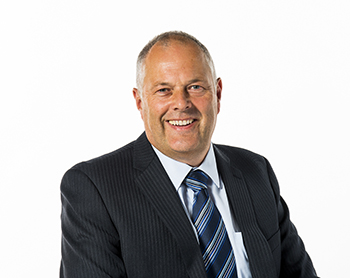 Dave Jones, Managing Director
