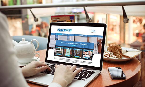 SPECTUS DELIVERS NEW WEBSITE FOR THE WINDOW DEPOT