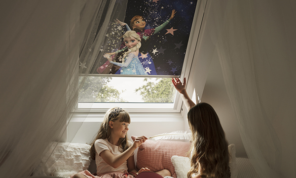 BRING MAGIC TO YOUR HOME WITH NEW DISNEY BLINDS
