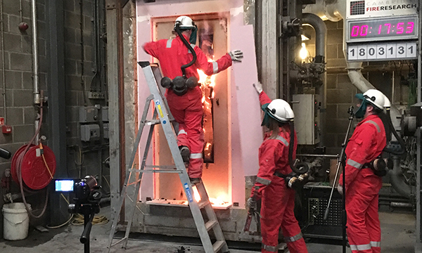 THIRD PARTY CERTIFICATION FOR FIRE DOORS SHOULD BE MANDATORY