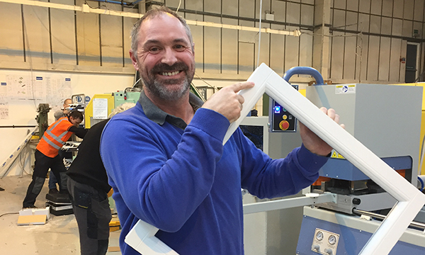FURTHER HEAVY INVESTMENT IN MODERN MACHINERY AT WELGLAZE