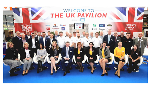 "UK PAVILION AT FENSTERBAU ""A GREAT SUCCESS"""