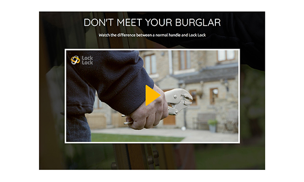 LOCK LOCK SHOWREEL – DON'T MEET YOUR BURGLAR
