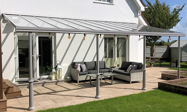 OUTDOOR LIVING SPECIALISTS MILWOOD GROUP KEEP IT SIMPLE FOR INSTALLERS WITH NEW SIMPLICITY 6 VERANDA SYSTEM