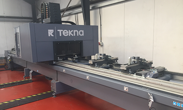 CSI ALUMINIUM CHOOSES TEKNA HEAVY DUTY MACHINING CENTRE