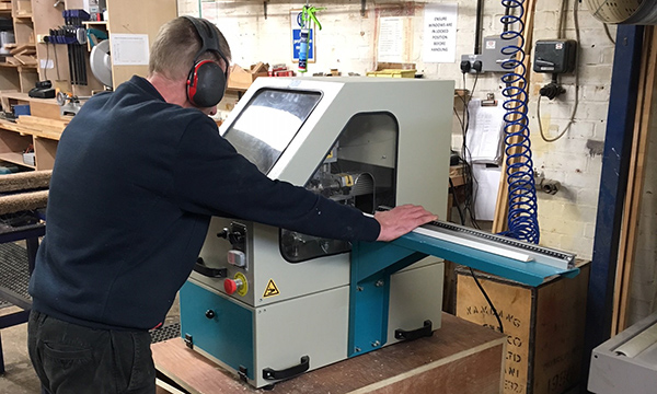 MIGHTON MACHINERY RANGE PACKS A MIGHTY PUNCH
