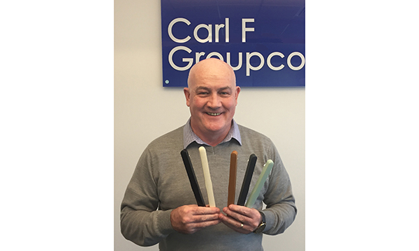 HIGH PERFORMANCE GLAZPART VENTS ADDED TO  CARL F GROUPCO'S CATALOGUE