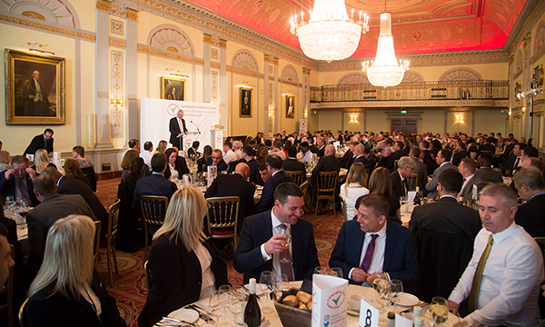 CONSTRUCTION'S FINEST PREPARE TO BE HONOURED AT NATIONAL SITE AWARDS