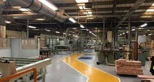 AB16 Allan Brothers has reorganised its factory in Berwick upon Tweed 1