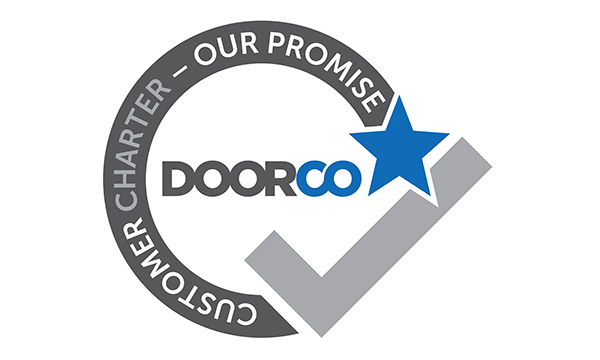 DOORCO COMMITS TO CUSTOMERS WITH 99% IN STOCK