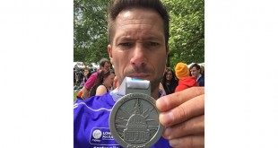 Jason's Running a Marathon in Memory of Stefan